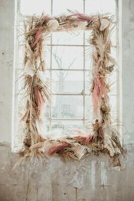 Old pink collectie nummer 2  backdrop / fotoframe