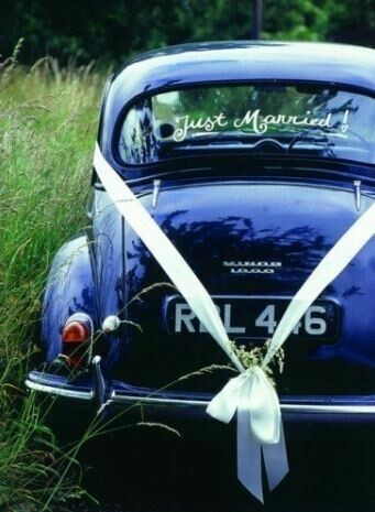 Auto decoratie Ribbon