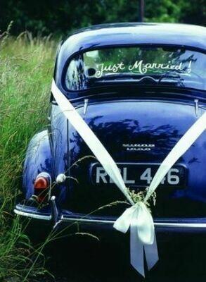 Auto decoratie Ribbon