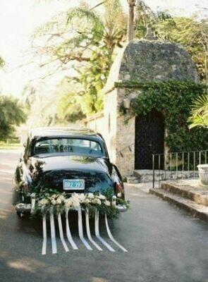 Auto decoratie Ultimate Wedding