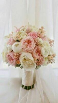 Bruidsboeket Charming