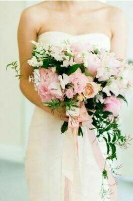 Bruidsboeket Pink Pleasure