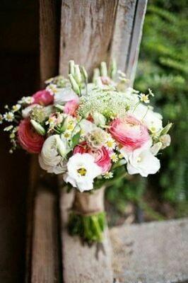 Bruidsboeket Romantic Love