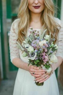 Bruidsboeket Charm