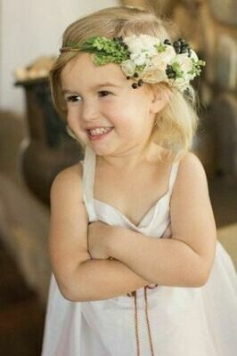 Haar kroontje Lovely