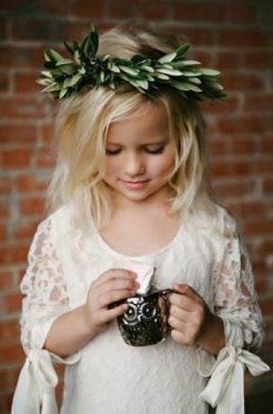 Haar kroontje Green Princess