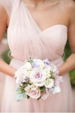 Boeket voor bruidsmeisjes