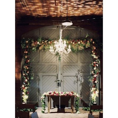 1001 nacht, deur & tafel decoratie
