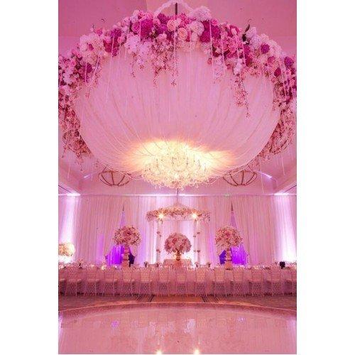 Bruiloft decor hula (prijs op aanvraag)