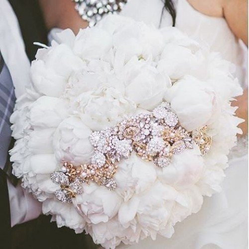 Bruidsboeket Sparkle