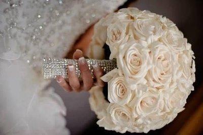 Bruidsboeket Classic White