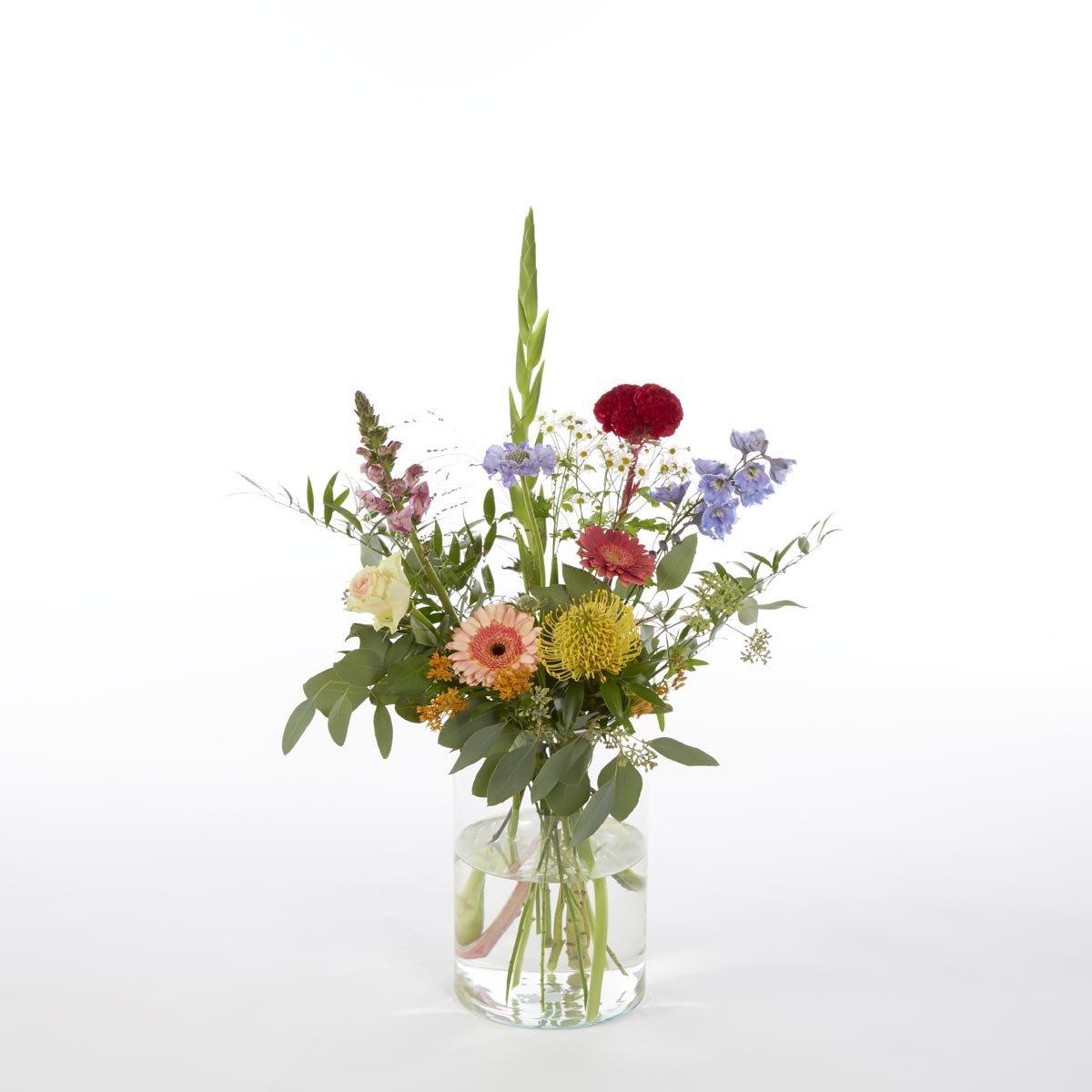 Veens bloemetje Bianca (Medium)