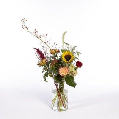 Veens bloemetje Lotte (Medium)