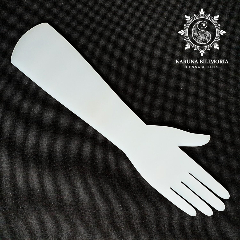 Acrylic Hand Template