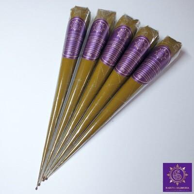 3 x 20g Henna Cones (0.38mm tip)