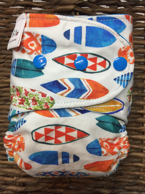 Snap In One-Surfboards (Petite)
