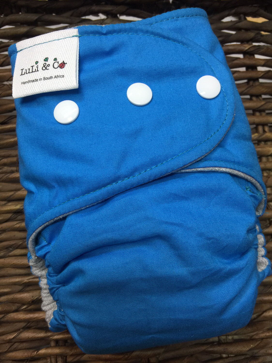 Snap In One-Sea Blue (Petite)
