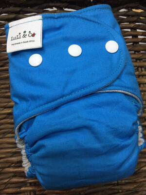 Snap In One-Sea Blue (One Size)