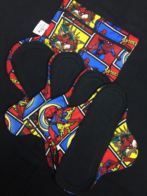 Deluxe Ladycloth -Superhero's Spiderman- Regular
