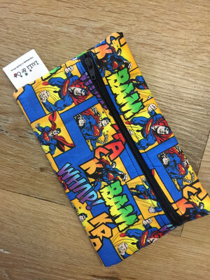 Ladycloth Wetbag-Superman