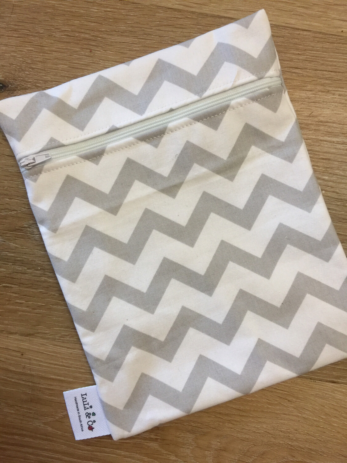 Ladycloth Wetbag-Chevron(Large)