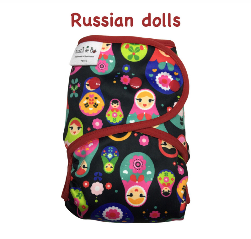 SOFTSHELL COVER - RUSSIAN DOLL