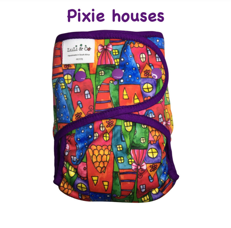 SOFTSHELL COVER - PIXIE HOUSES