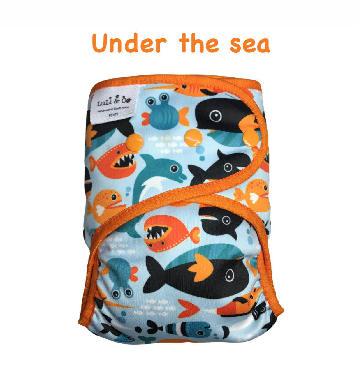 SOFTSHELL COVER - UNDER THE SEA