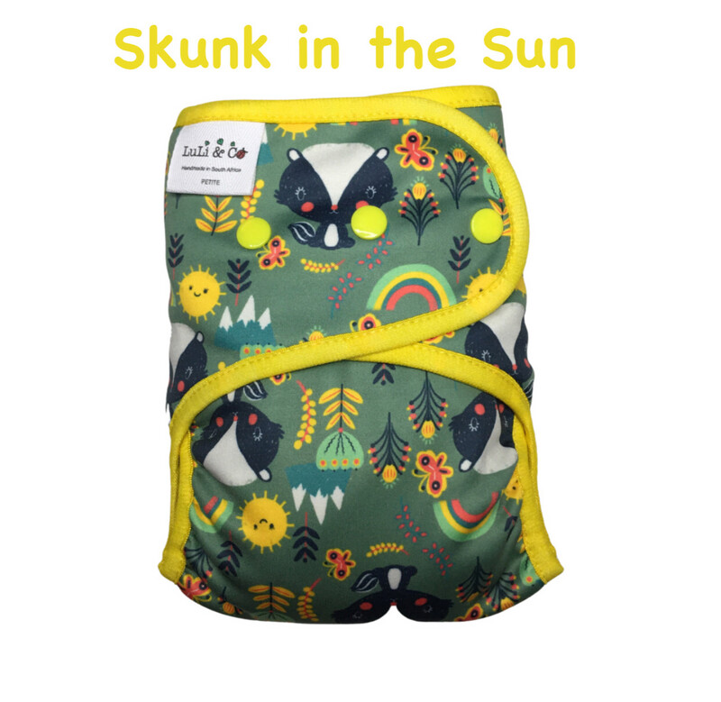 SOFTSHELL COVER - SKUNK IN THE SUN