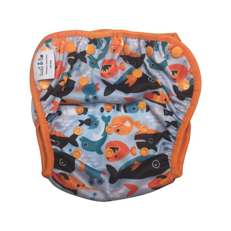 Swim Nappy - Under The Sea
