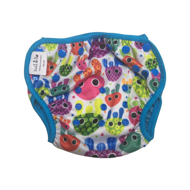 Swim Nappy - Jellyfish