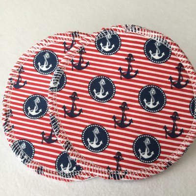 DELUXE RANGE-Breastpads-Nautical