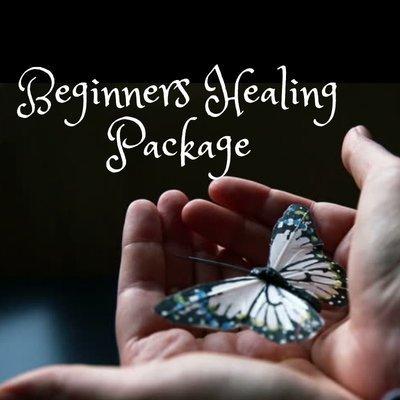 Beginners Healing Package