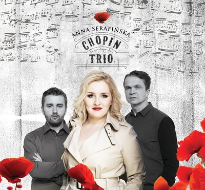 Płyta CD - Anna Serafińska -