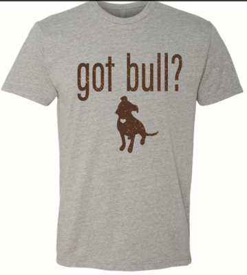 Got Bull? Men's T-shirt