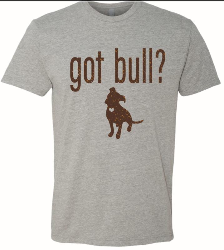 Got Bull? Men's T-shirt