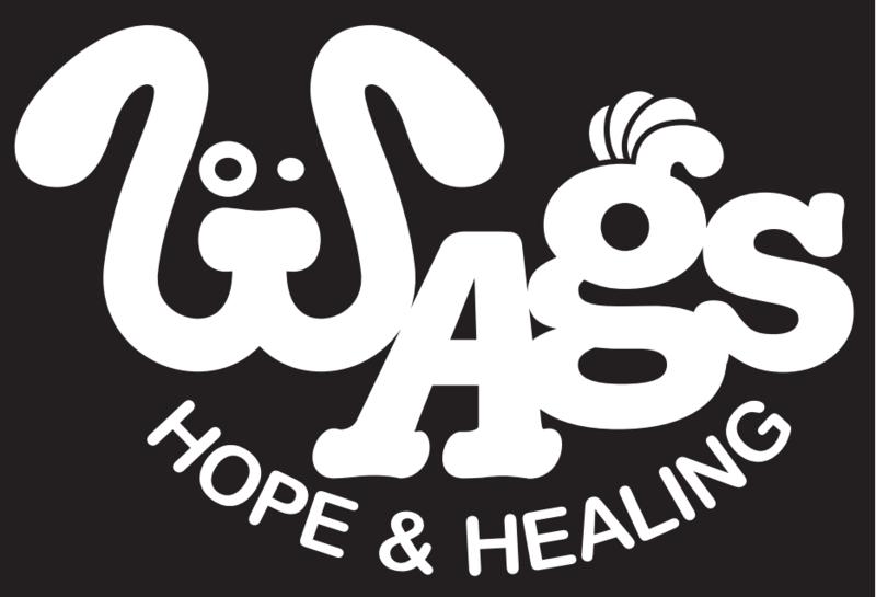 Wags Vinyl Car Window Decals