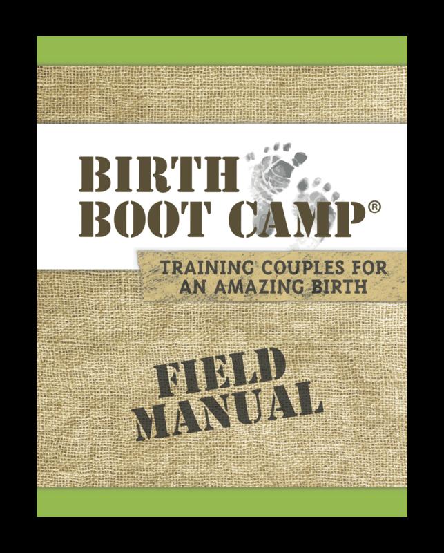 Birth Boot Camp Comprehensive - Non-Refundable Deposit