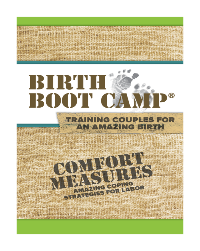 Comfort Measures Workshop - Non-Refundable Deposit