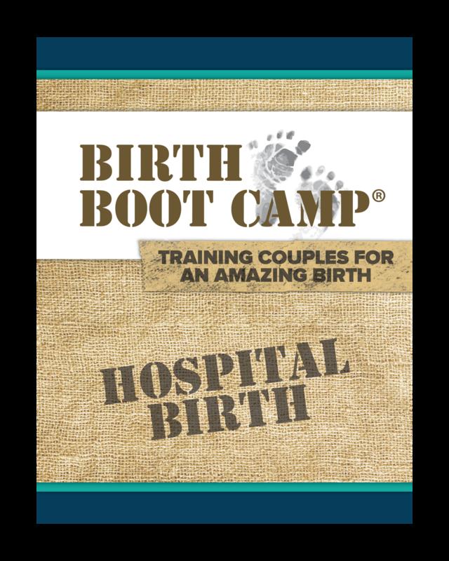 Training for an Amazing Hospital Birth - Non-Refundable Deposit
