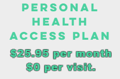 PERSONAL HEALTH ACCESS PLAN