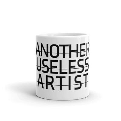Another Useless Artist Mug