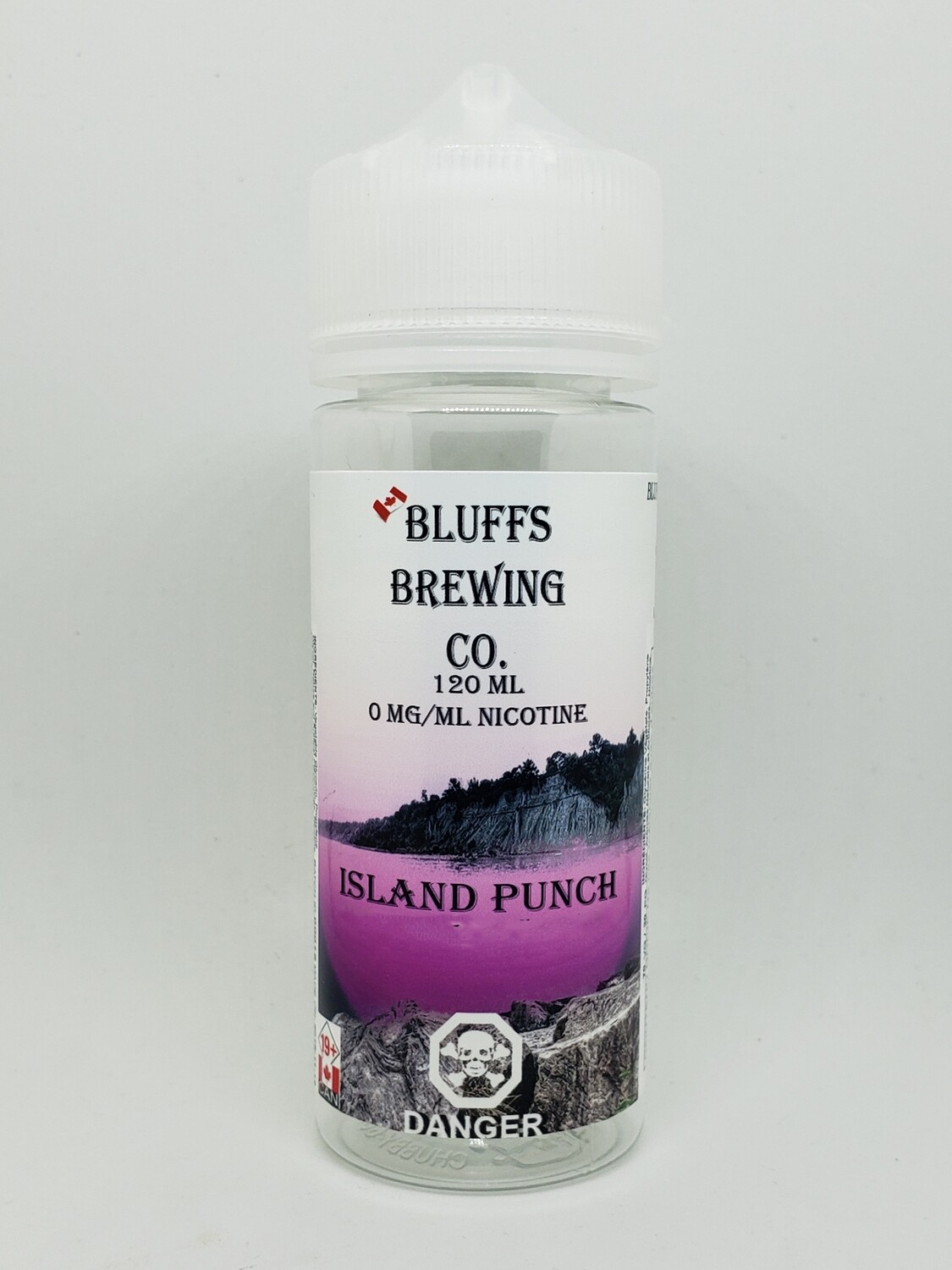 Island Punch 120ml - Passion Orange Mango Guava