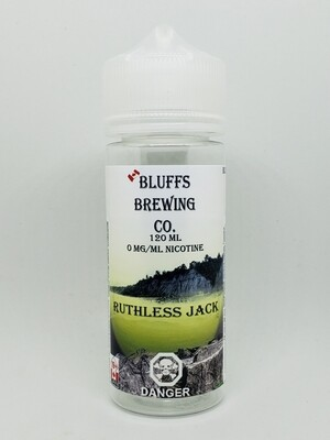 Ruthless Jack 120ml - Jack Fruit, Apple, Cantaloupe