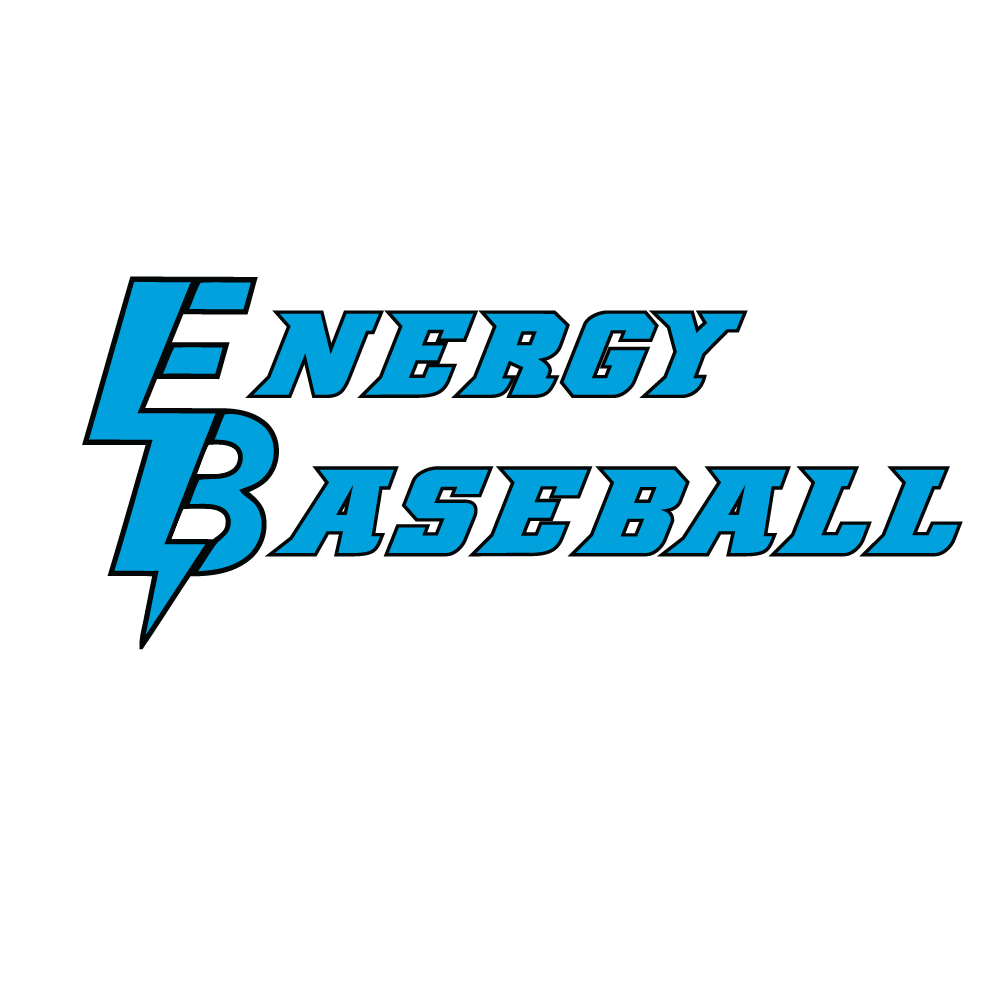 Energy Baseball Car Decal with Player Name & Number