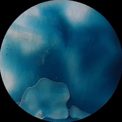 TURQUOISE BLUE Transparent Liquid Pigment 30ml/ 1 oz