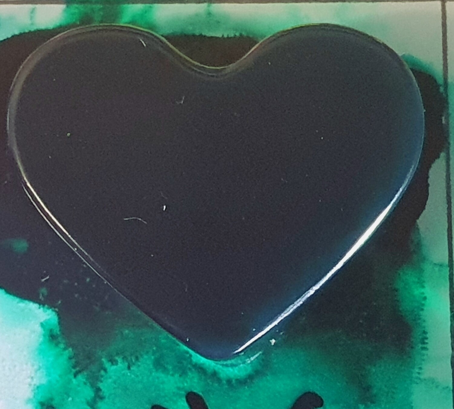 CANDY GREEN EPOXY PASTE ( T)