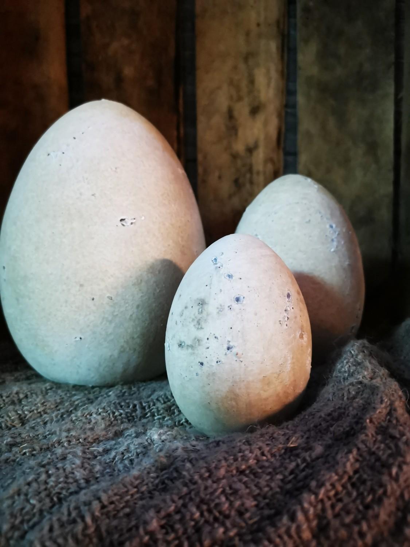 stenen Ei klein