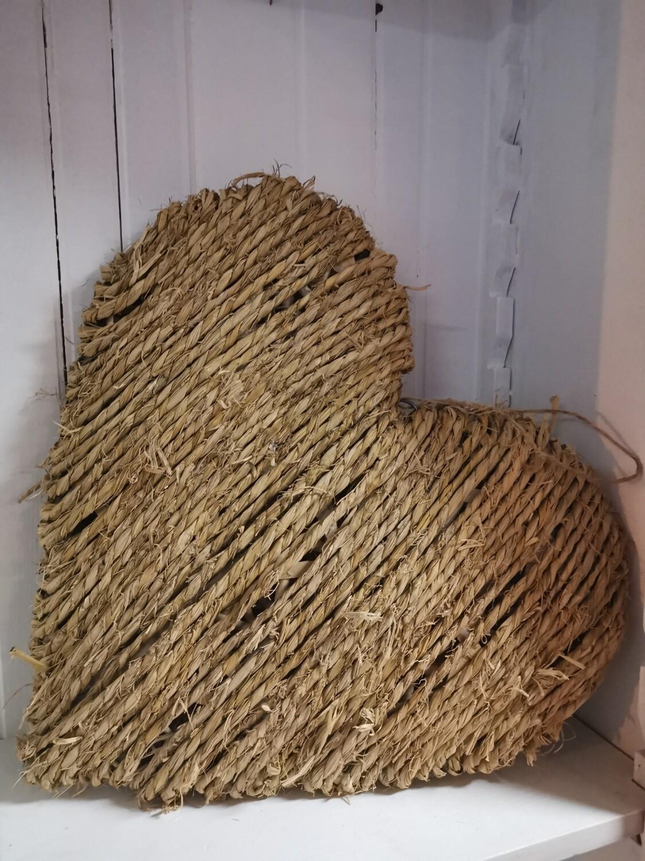Hart van stro