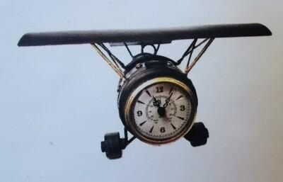 Vliegtuig klok
